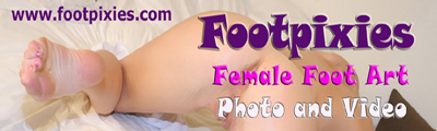 Visit Footpixies the full blown footfetish website!